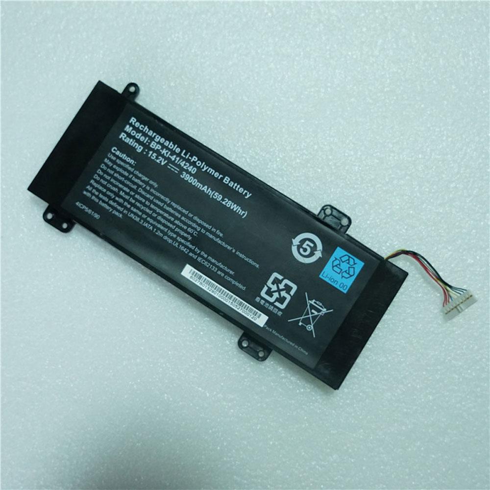 BP-KI-41/4240 laptop accu's