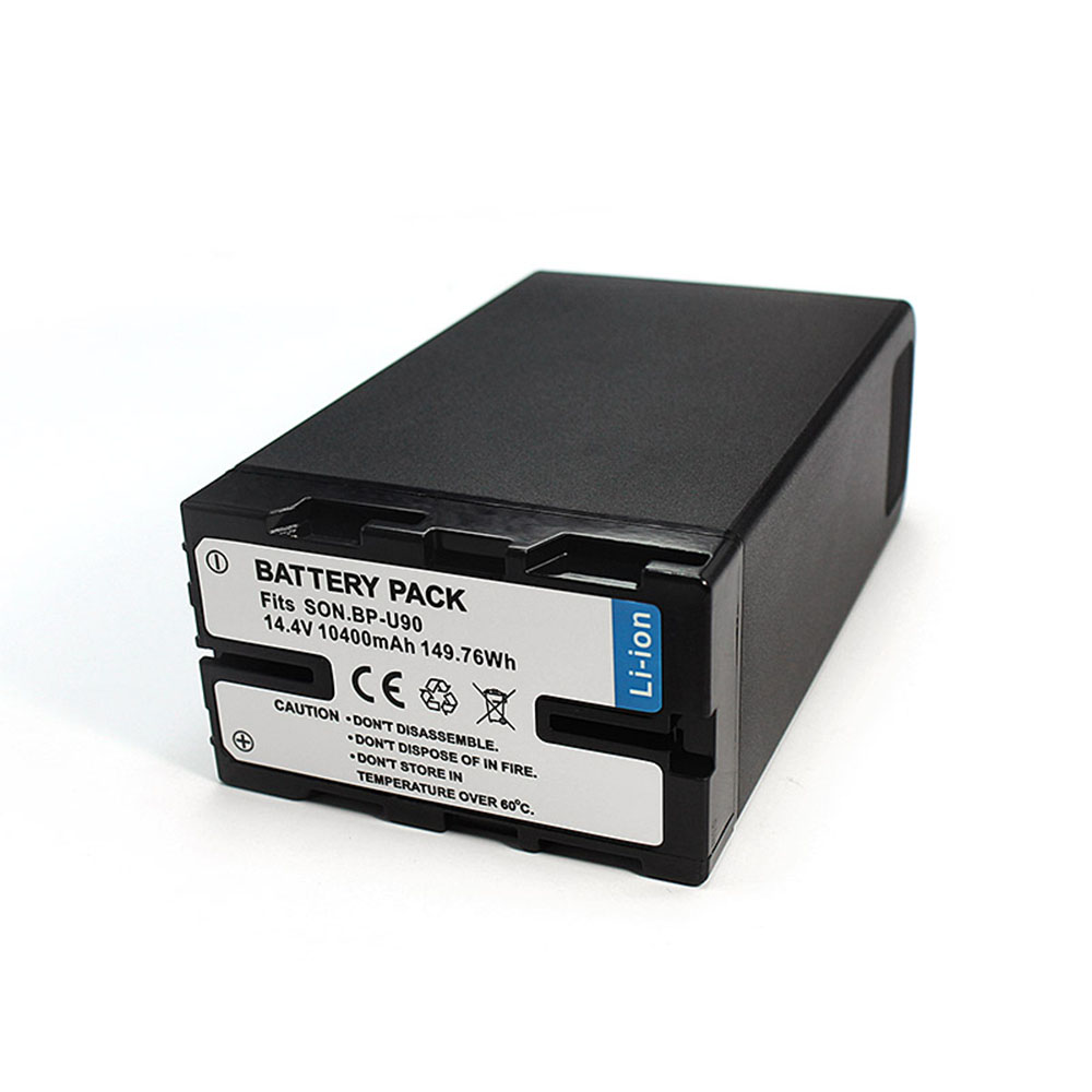 BP-U90 10400mAh 14.4V laptop accu