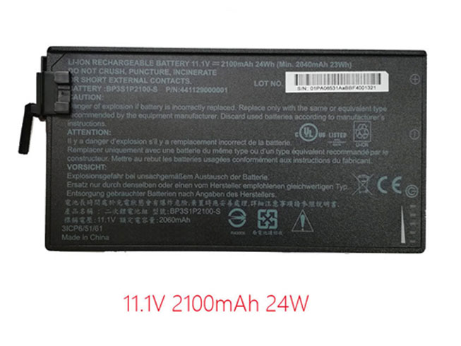 bp3s1p2100-s laptop accu
