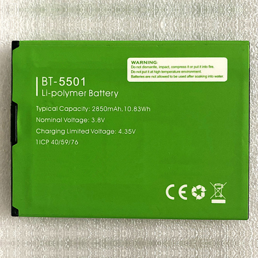 bt-5501 Telefoon accu