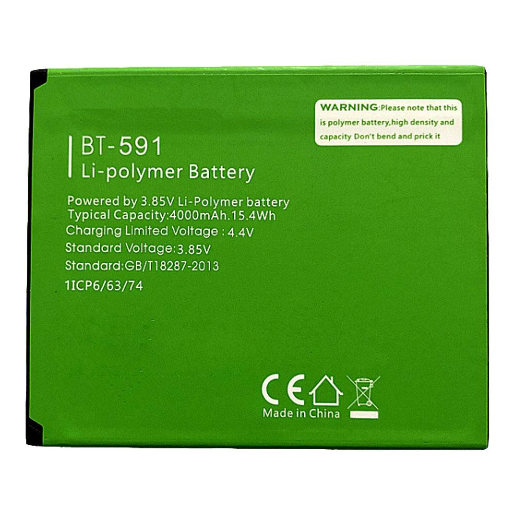 BT-591 batterij