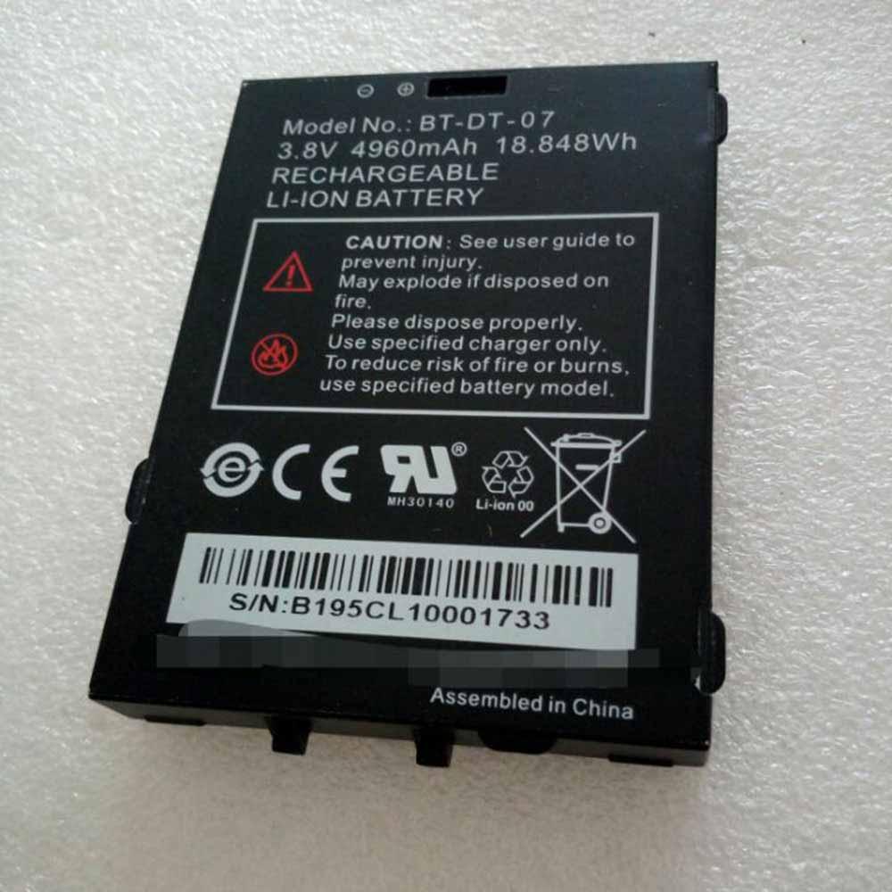 BT-DT-07 batterij