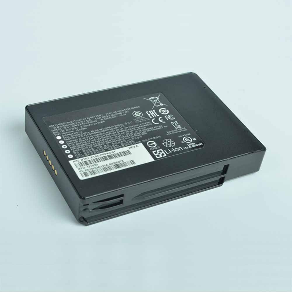 BTRY-ET5X-PRPK2 batterij