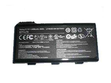 BTY-L75 laptop accu's