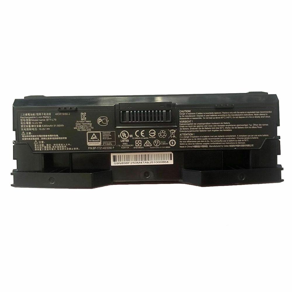 BTY-L79 laptop accu's