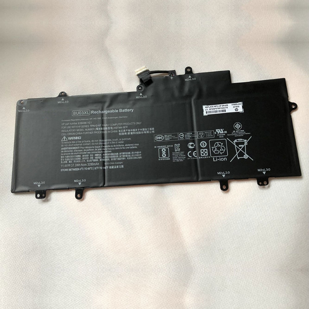BU03XL laptop accu's