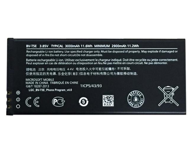 Microsoft Lumia 950 RM 1106 RM 1104 RM 110 McLa Telefoon accu