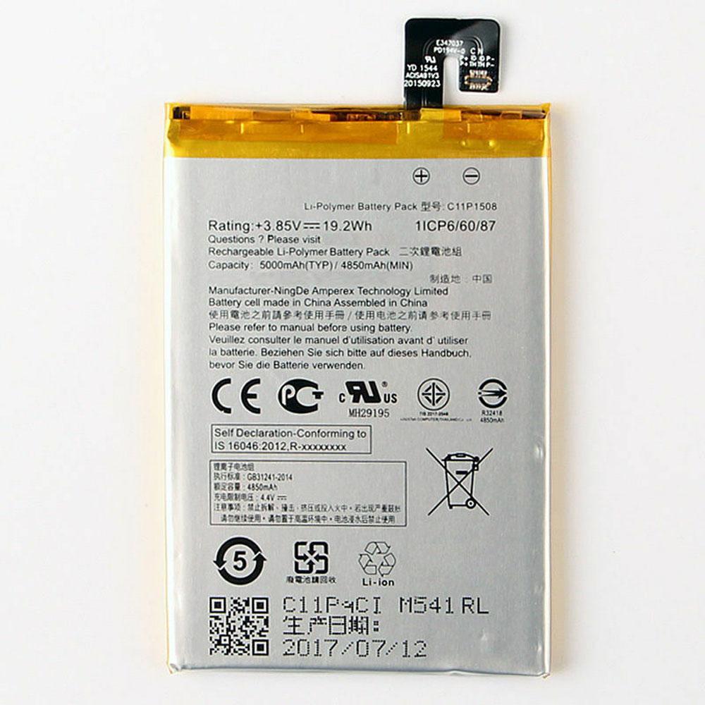 C11P1508 4850mAh/19.2WH 3.85V/4.4V laptop accu