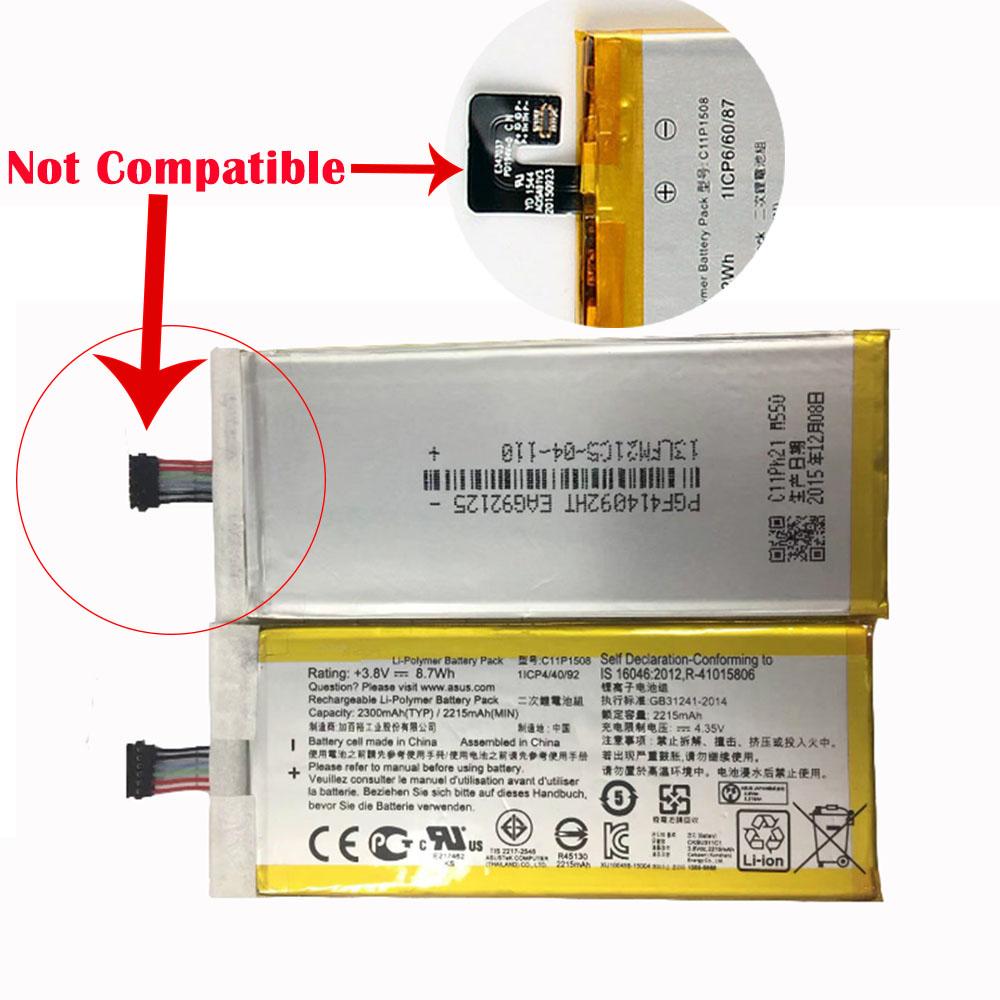 C11P1508 batterij