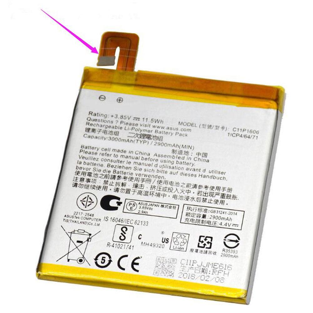 Batería para ASUS  C11P1606