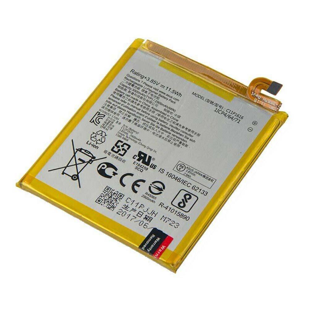 C11P1616 batterij