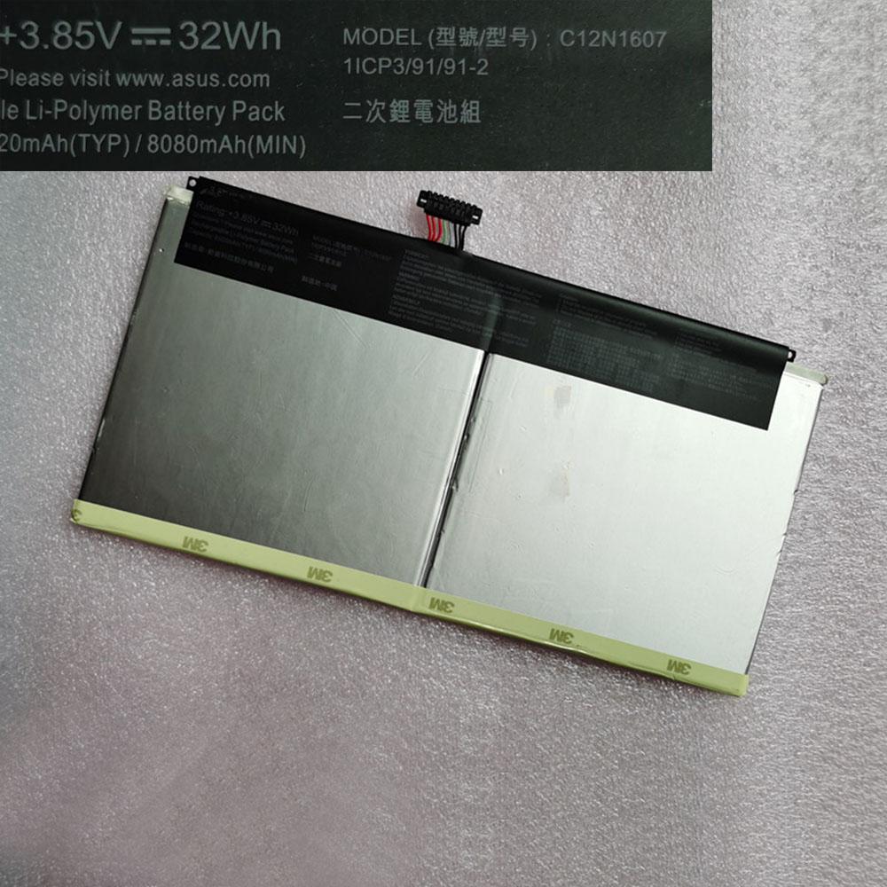 c12n1607 Tablet accu