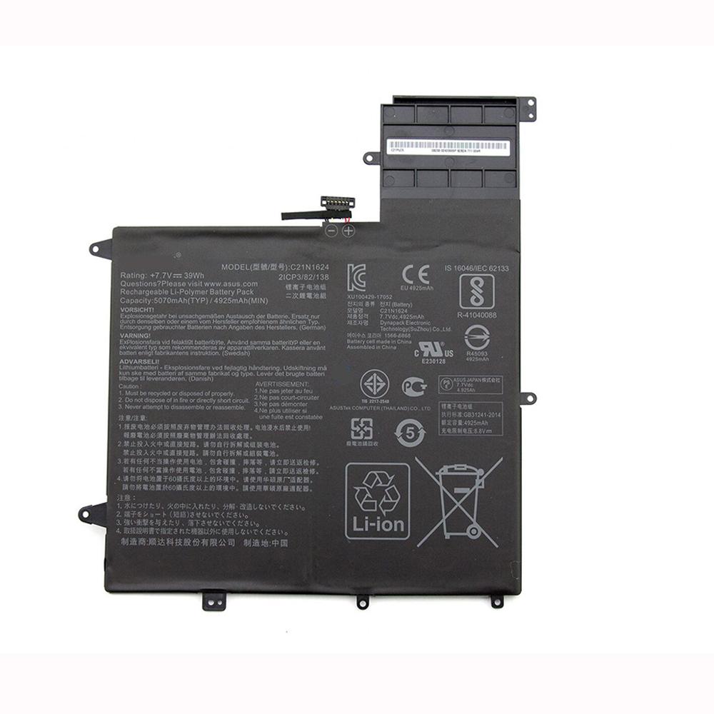 c21n1624 laptop accu