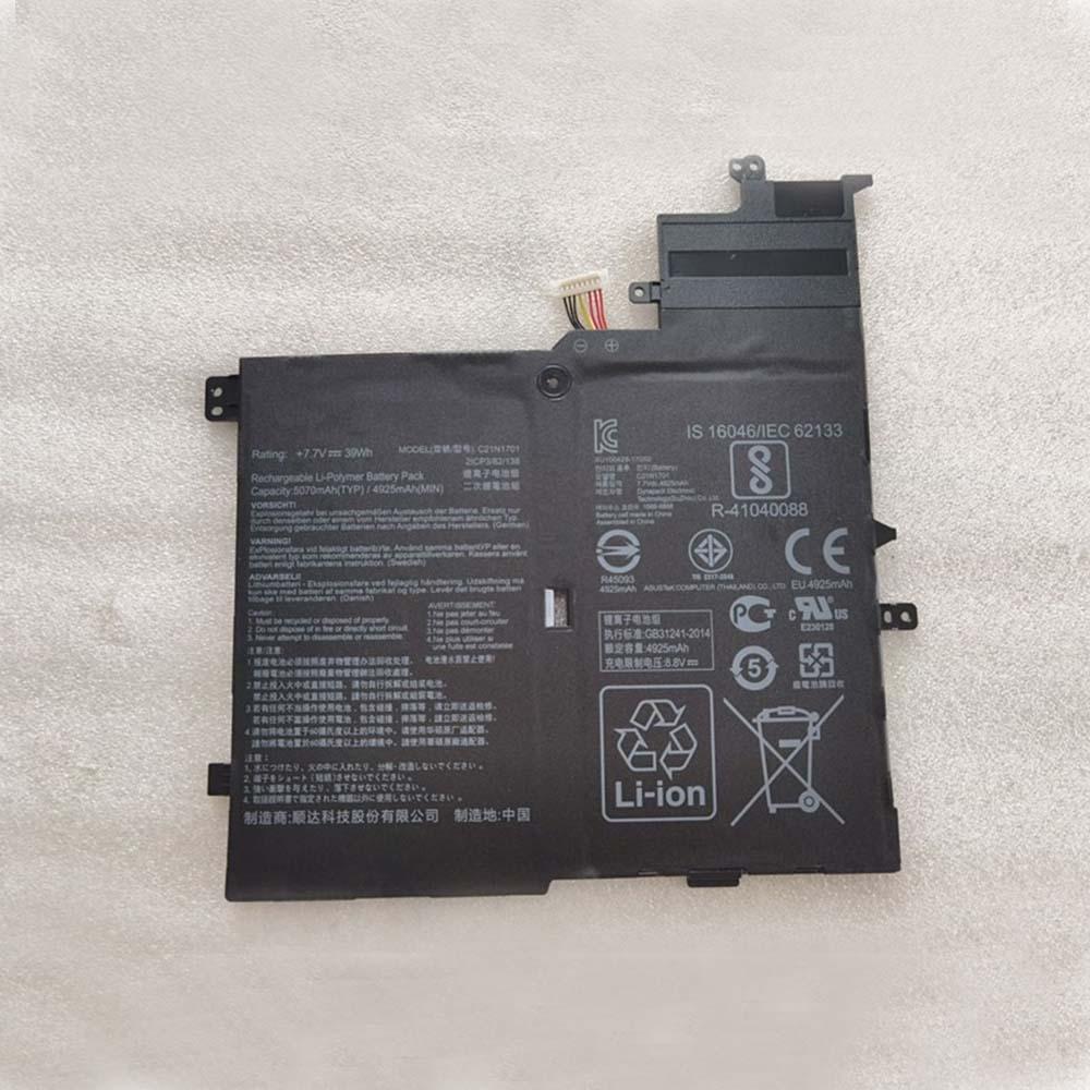 C21N1701 laptop accu's