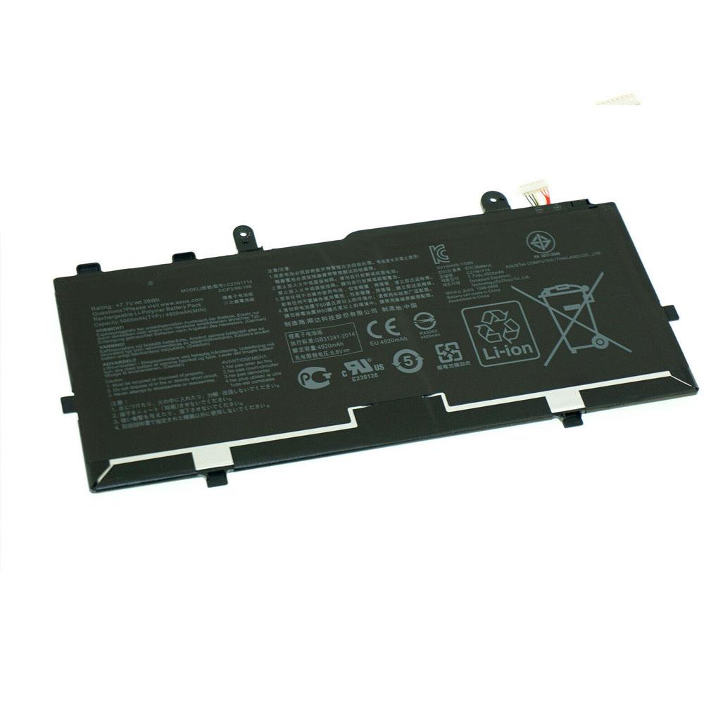 C21N1714 laptop accu's