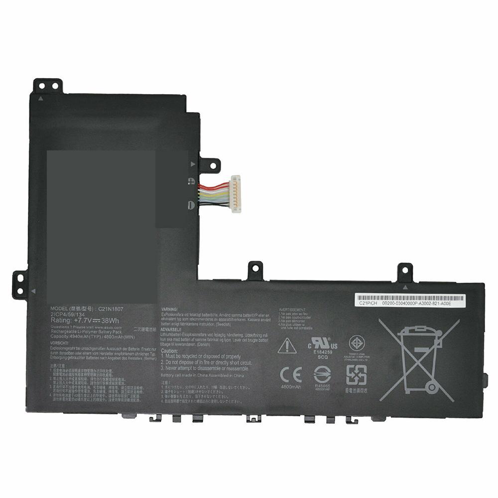 c21n1807 laptop accu