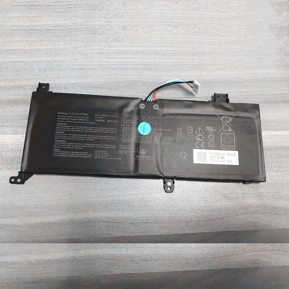 c21n1818 laptop accu