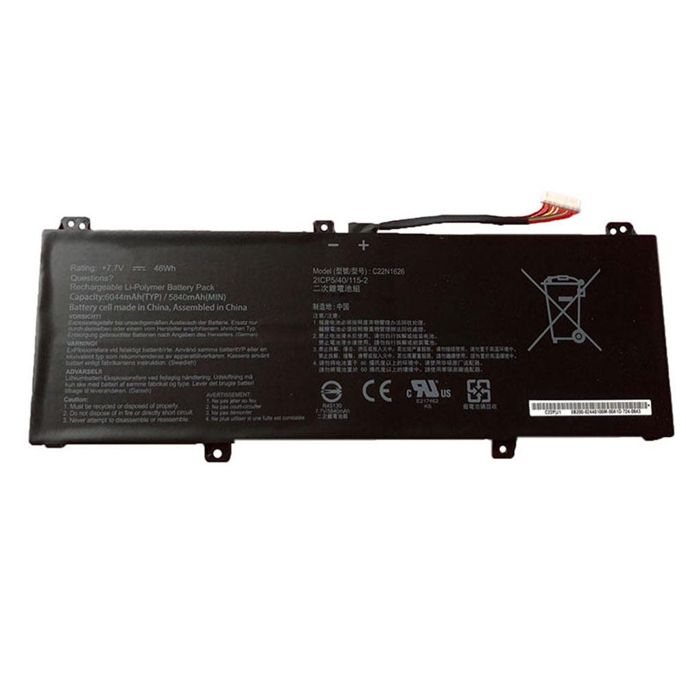 C22N1626 laptop accu's