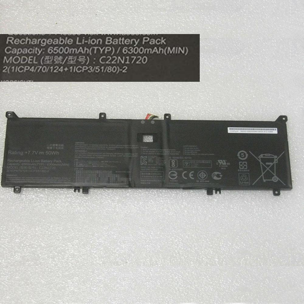 C22N1720 laptop accu's