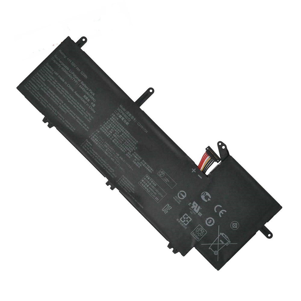 C31N1704 laptop accu's
