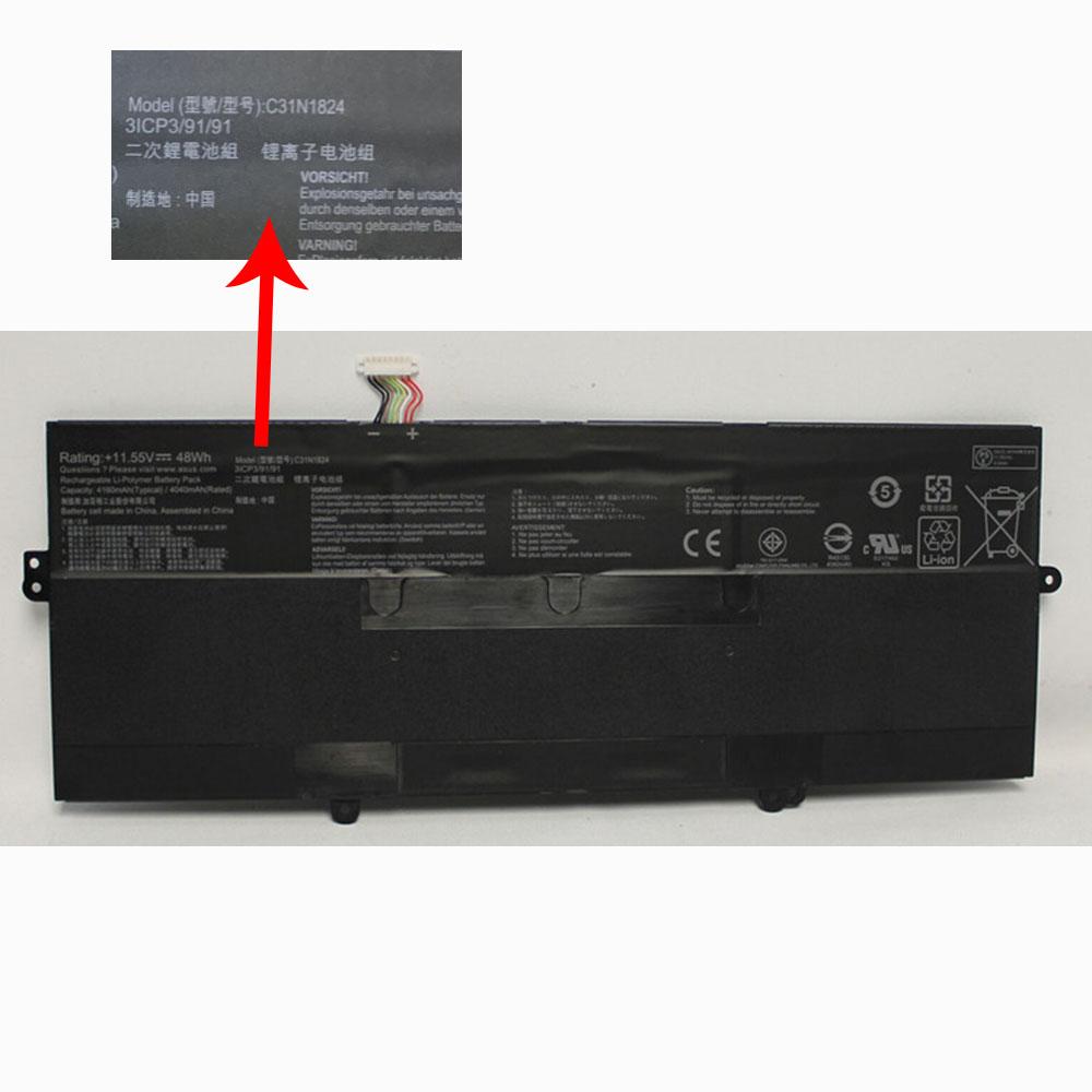 C31N1824 laptop accu's