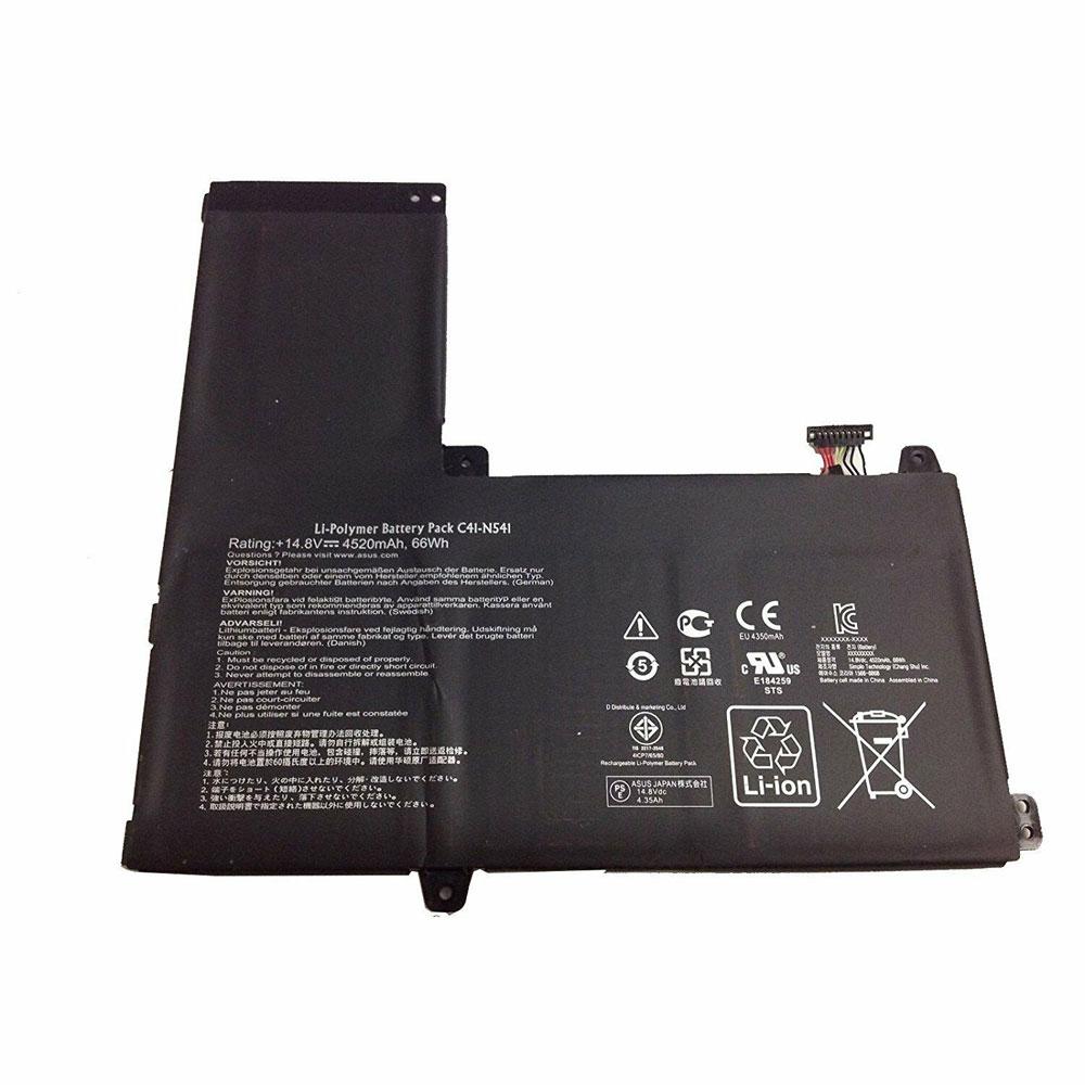 C41-N541 laptop accu's