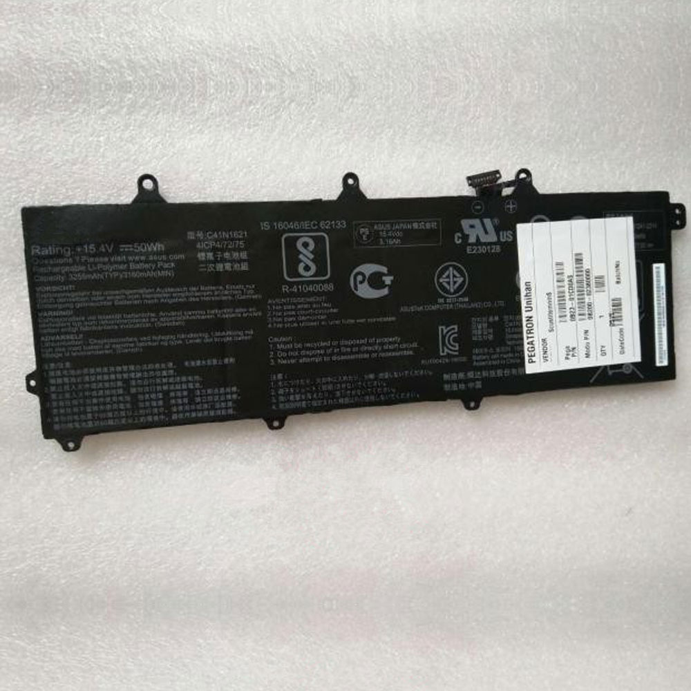 C41N1621 batterij