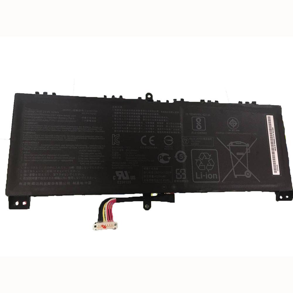 C41N1709 laptop accu's