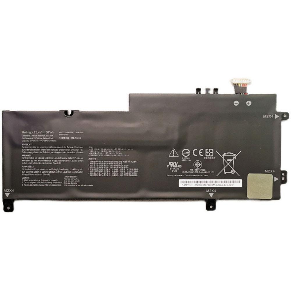 C41N1809 laptop accu's