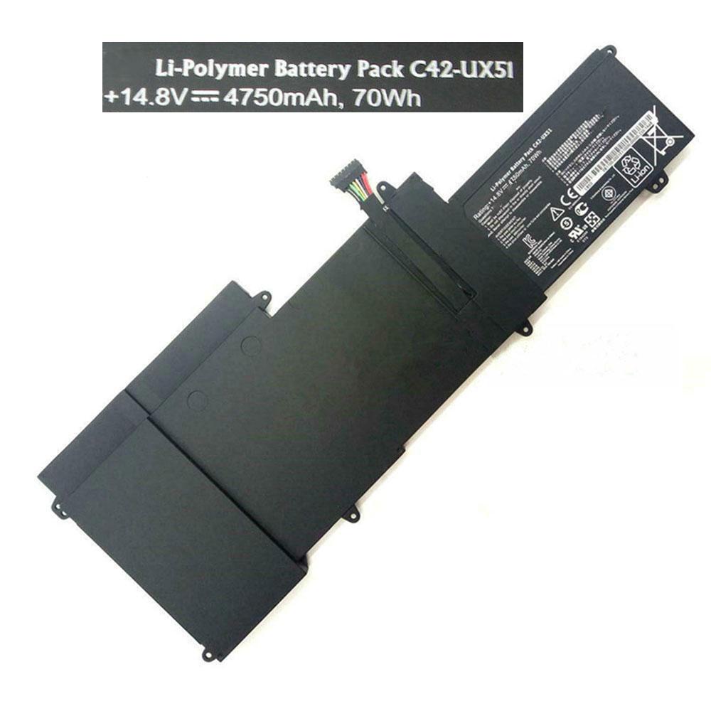 C42-UX51 laptop accu's