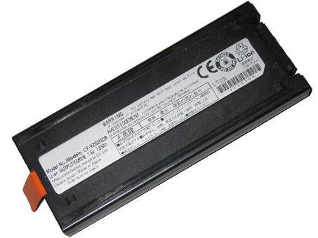 CF-VZSU30 6600mAh 7.4V laptop accu