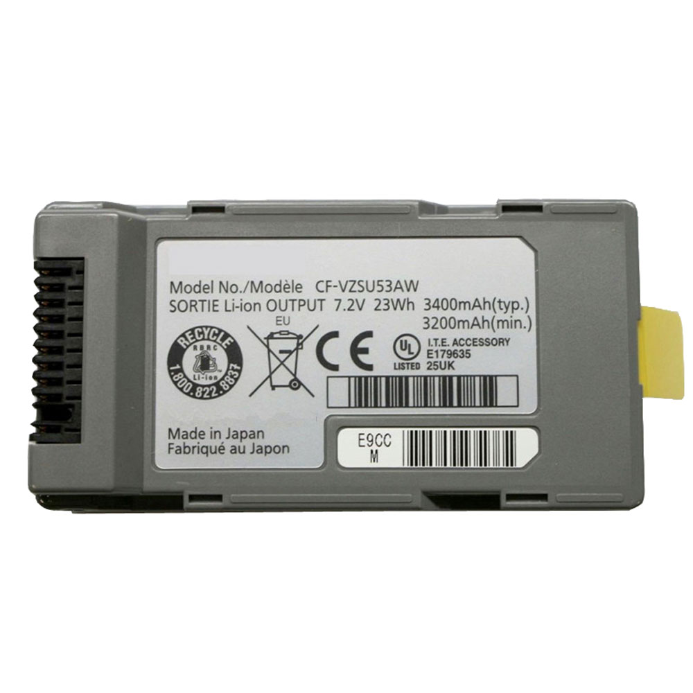 CF-VZSU53AW laptop accu's