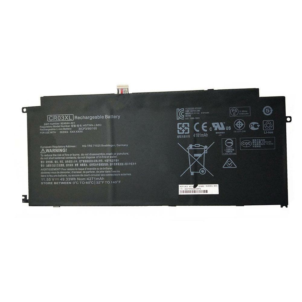 CR03XL laptop accu's