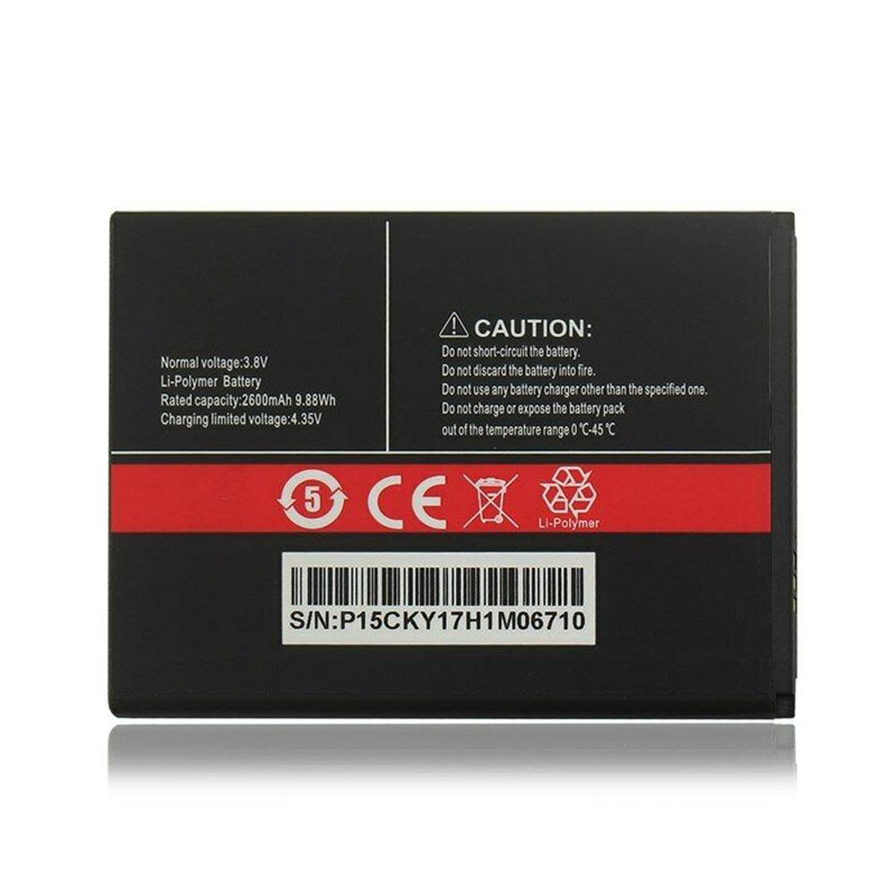 R9 2600mAh/9.88WH 3.8V/4.35V laptop accu