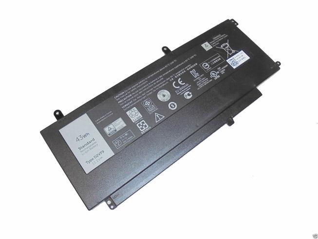 D2VF9 laptop accu's