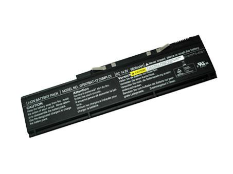 D700TBAT-12 laptop accu's