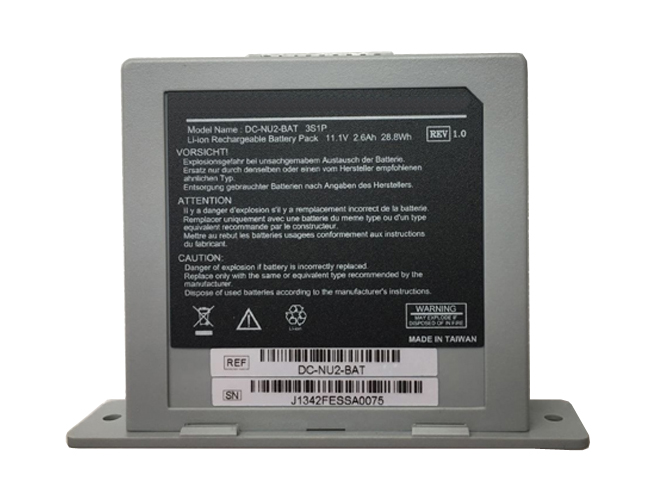 11.1V laptop accu's