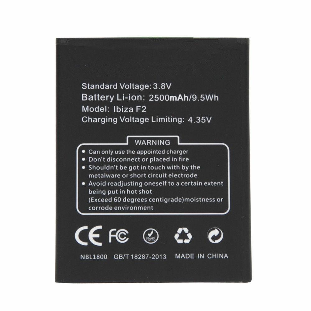 F2 2500mAh/9.5WH 3.8V/4.35V laptop accu