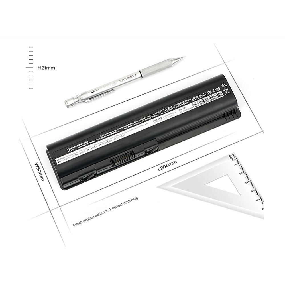 HSTNN-UB73 6700mAh/72Wh 10.8V laptop accu