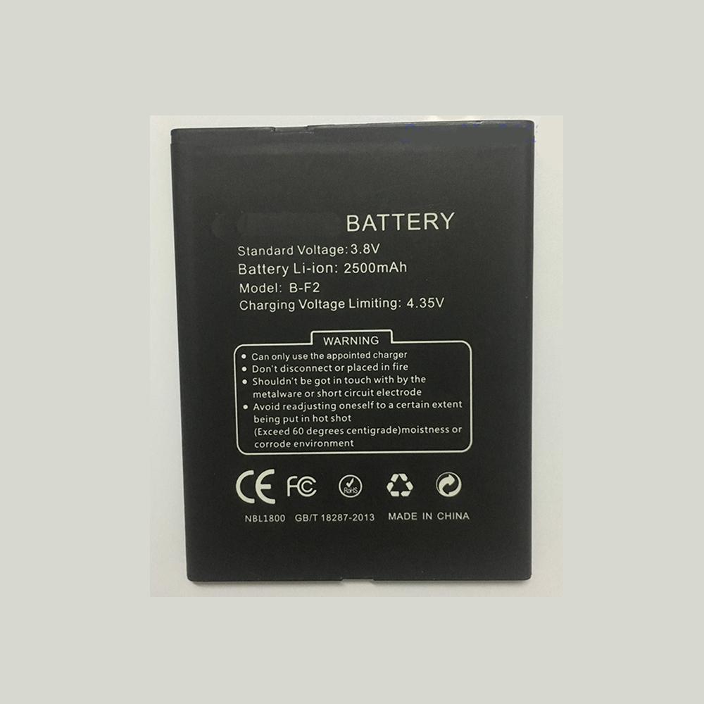 B-F2 2500mAh 3.8V/4.35V laptop accu