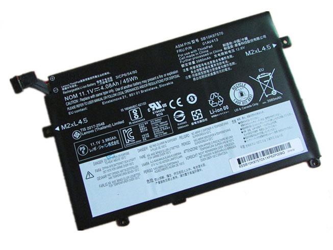 01av411 laptop accu
