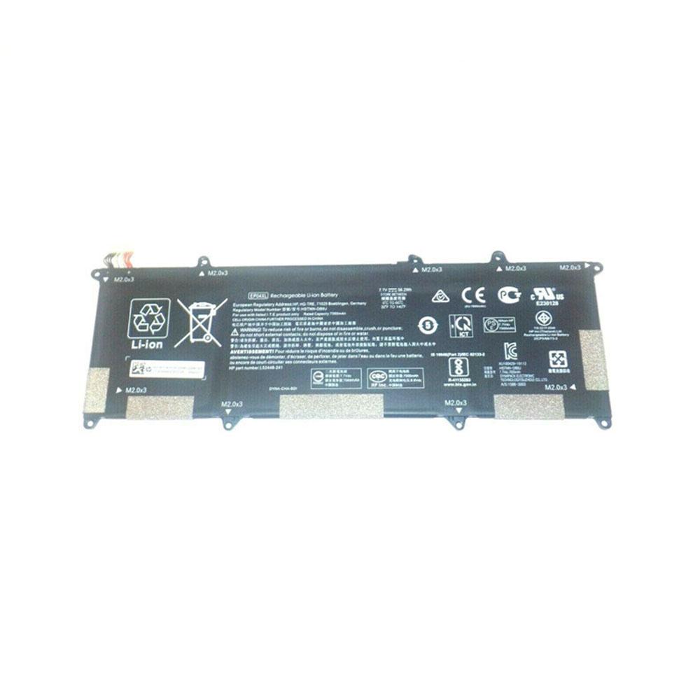 HSTNN-DB9J laptop accu's