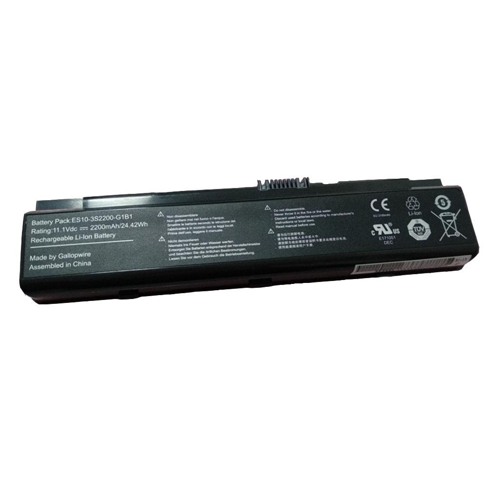 ES10-3S5200-G1L5 laptop accu's