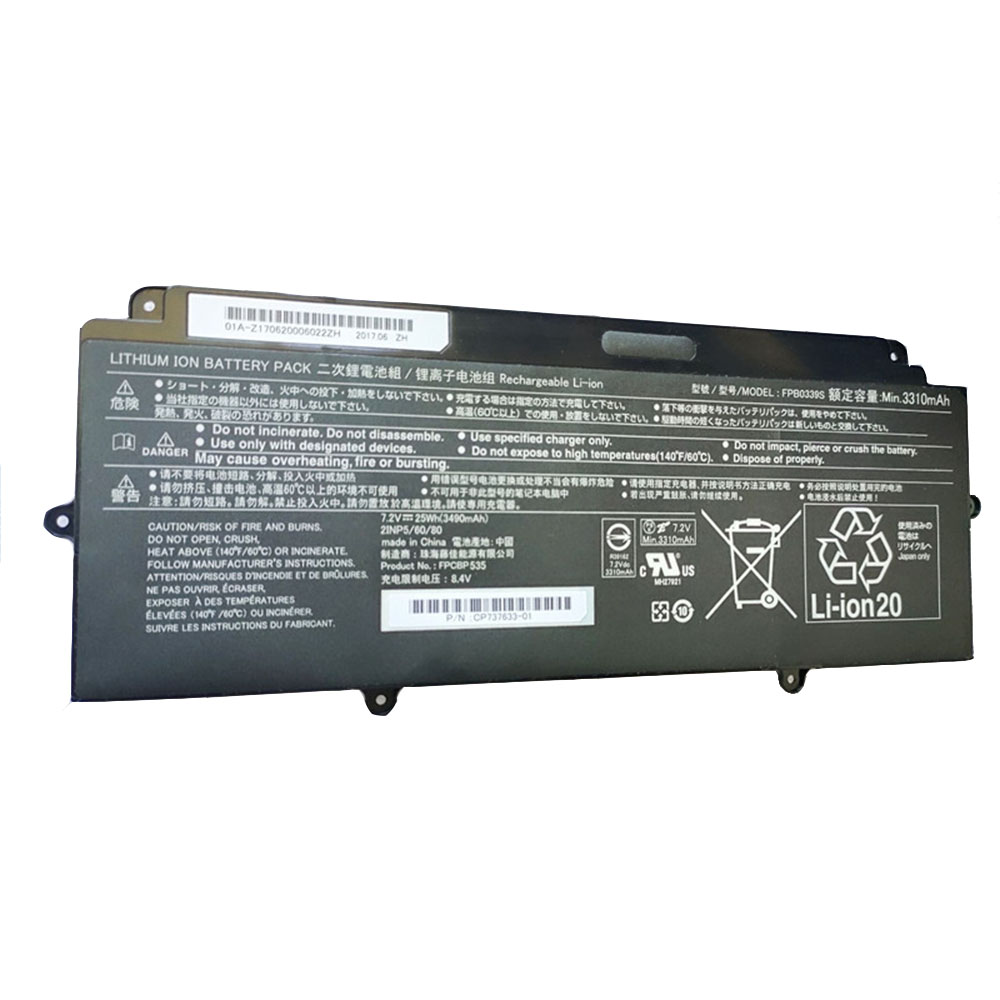 FPB0339S laptop accu's