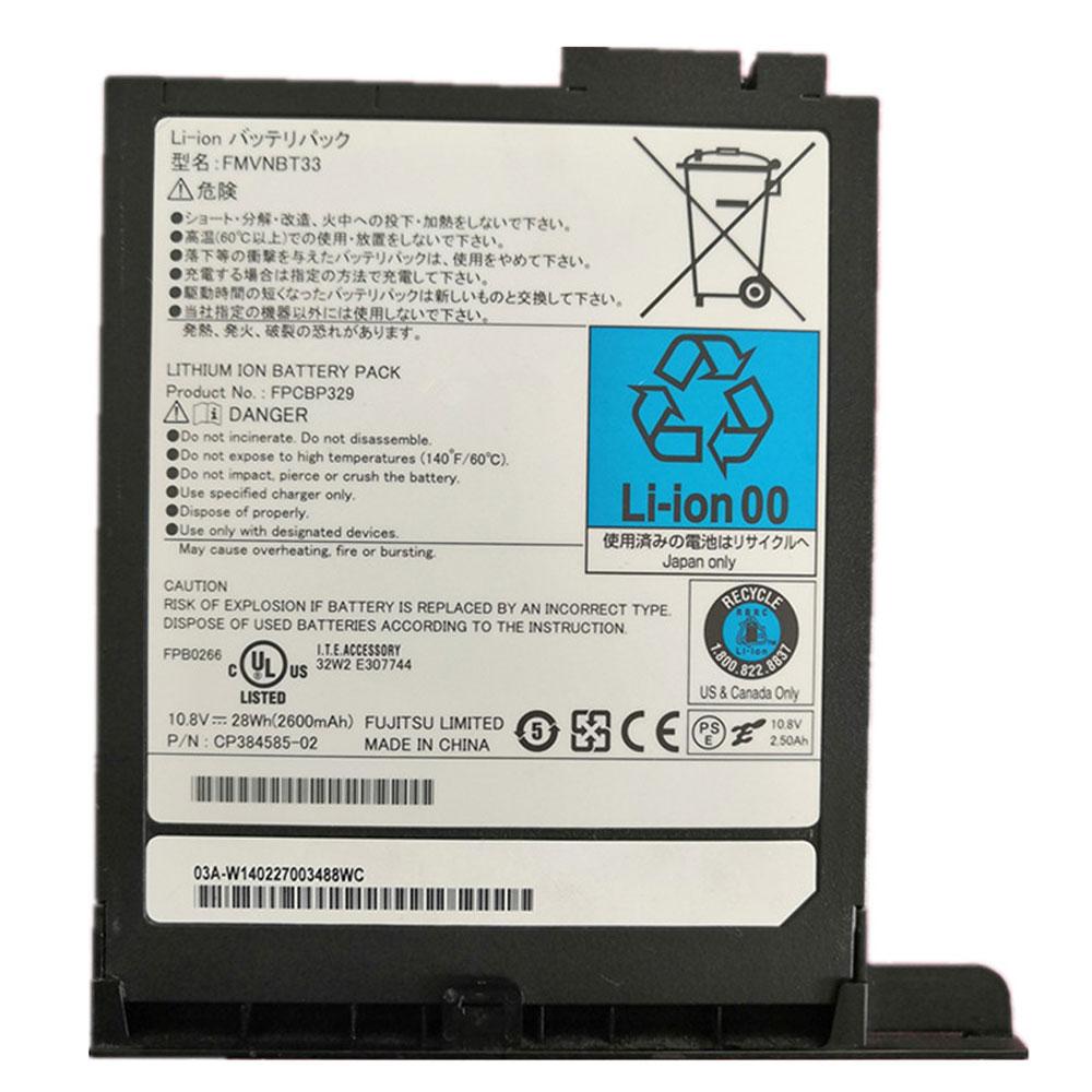 FMVNBT33 laptop accu's