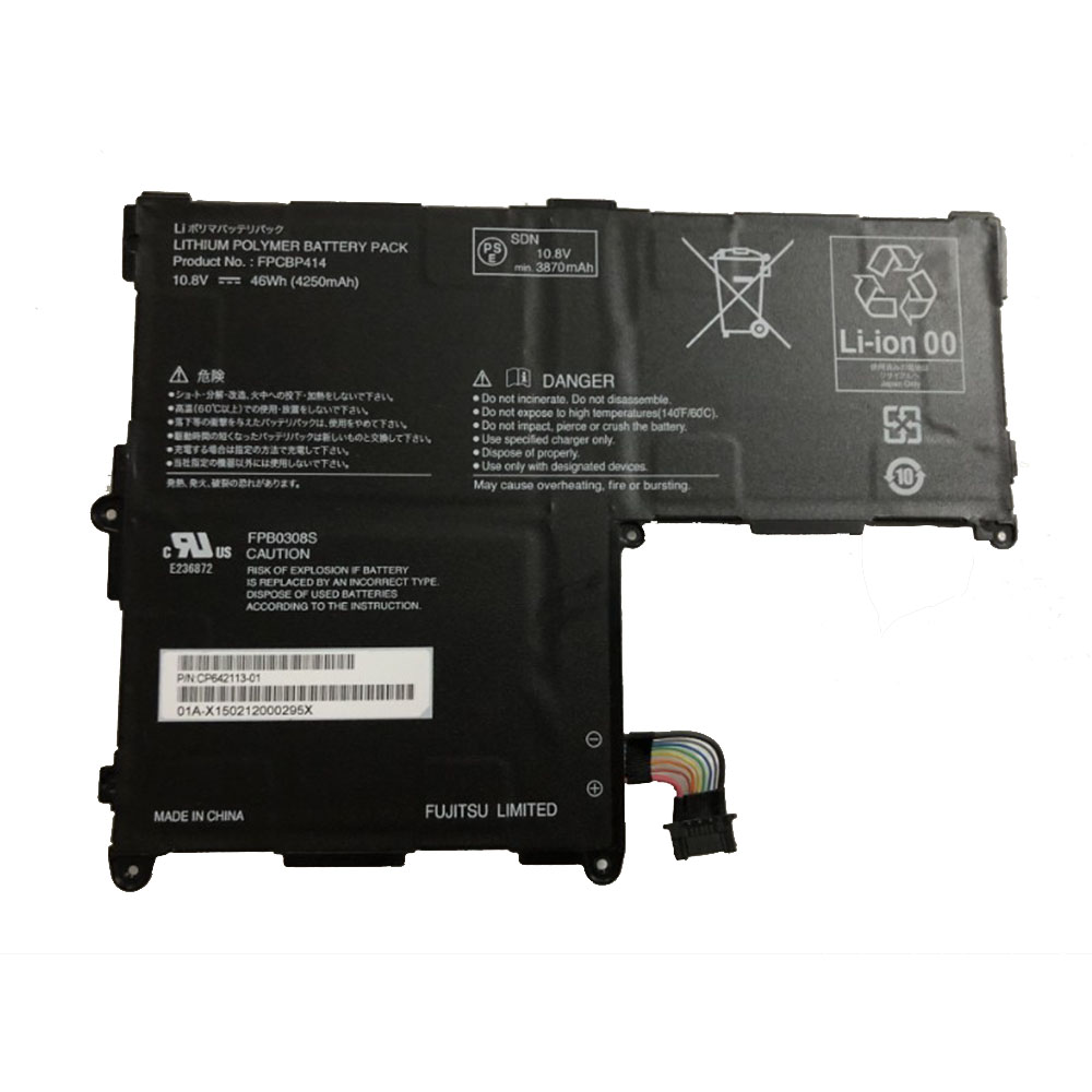 FPCBP414 46Wh/4250mAh 10.8V laptop accu