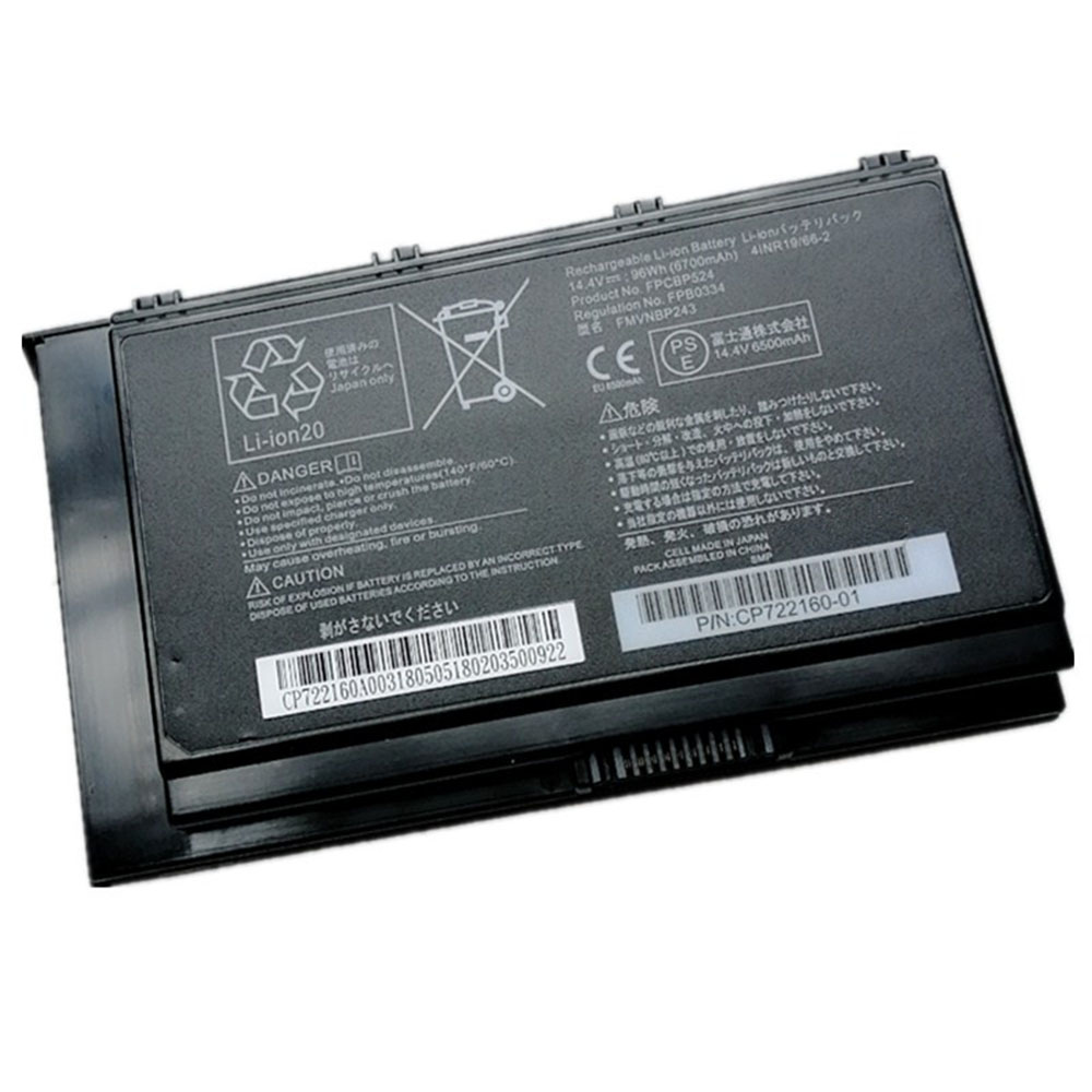 FPCBP524 laptop accu's