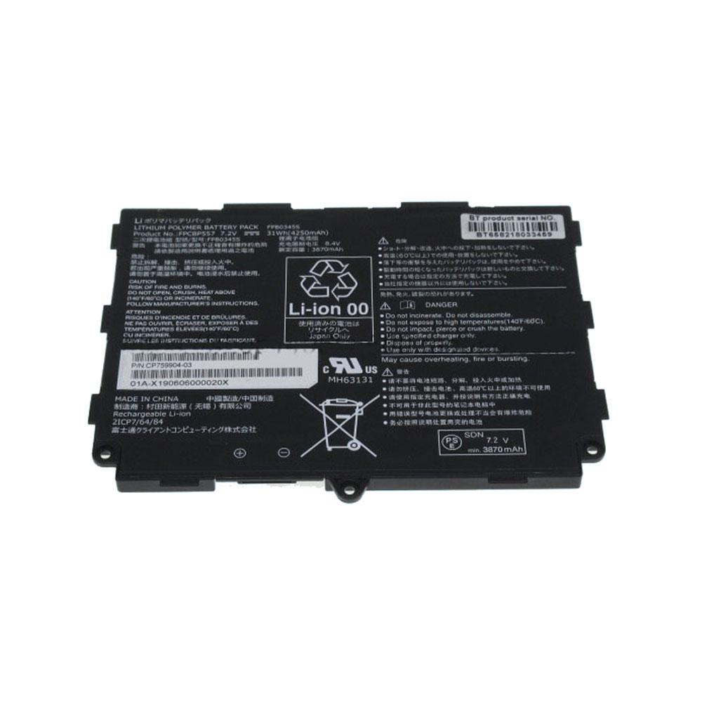 FPCBP557 laptop accu's