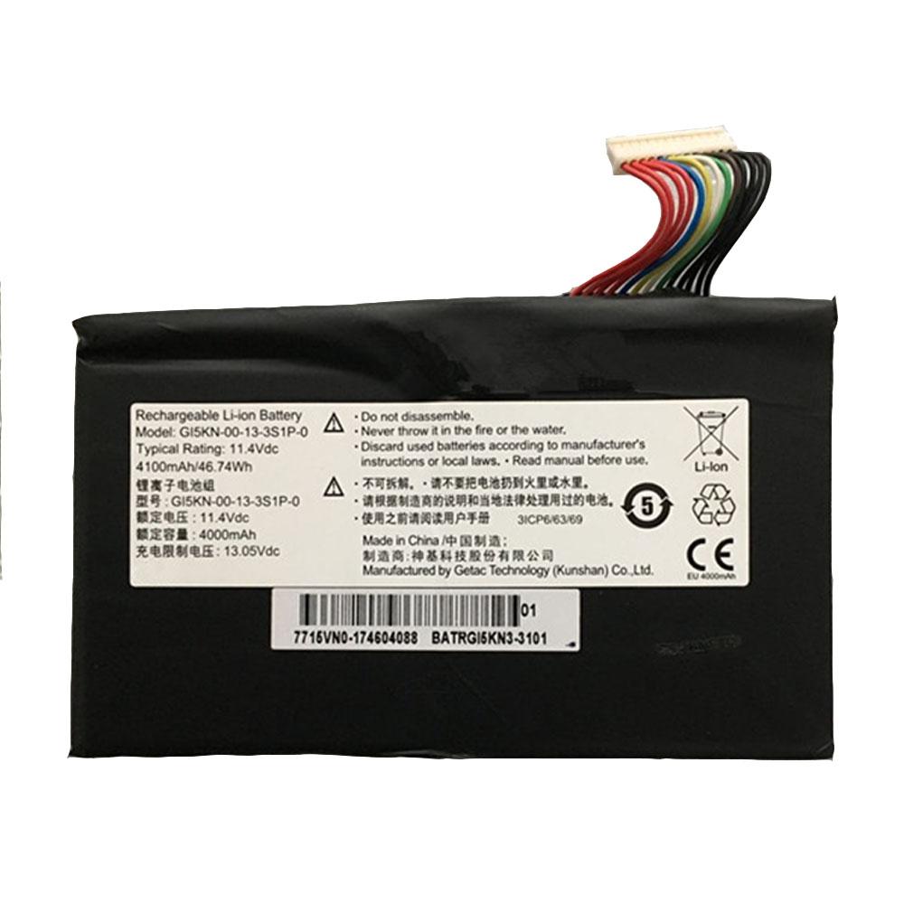 GI5CN-00-13-3S1P-0 laptop accu's
