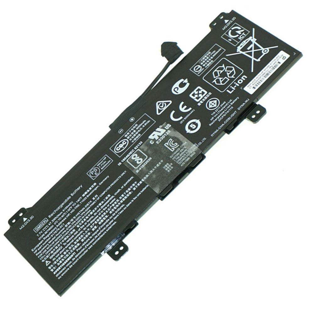 GM02XL Tablet accu's